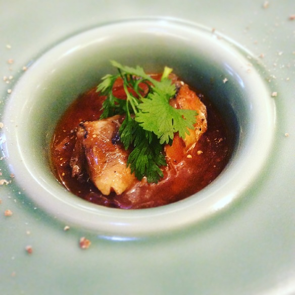 釧路産 鰯のタマリンドとトマト煮