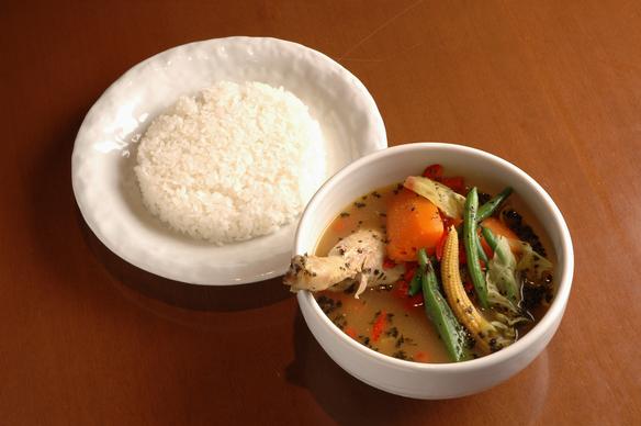 Soup Curry Dining SHANTi 原宿店の写真