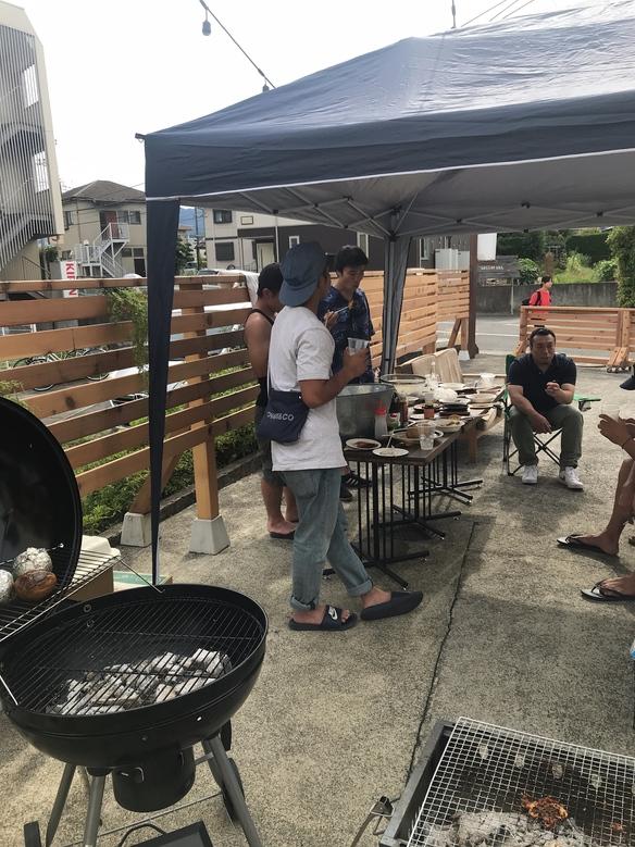 BBQイベント