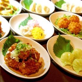 大阪西天満・南森町・曽根崎エリアの【お洒落で】【気軽な】中華料理店SHO-KEI(しょうけい)です。定番中華から、ちょっと変わった創作中華まで、さまざまなメニューをご用意。お気軽にお立ち寄りくださいませ。