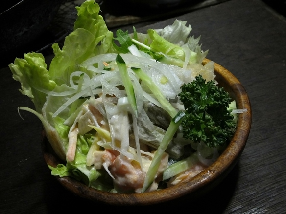 野菜サラダ 700