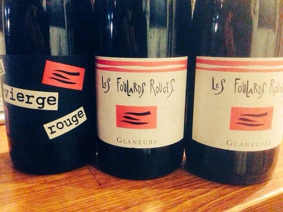 フランス ルーションのジャン フランソワ ニックが造るフラール ルージュ。限定コラボワインも。