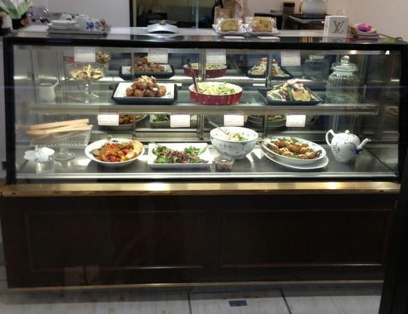 野菜ソムリエ厳選の食材で提供される安心安全のデリ