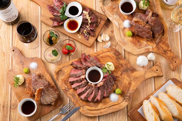 街の肉バル Butcher's 百万石(STEAK & PIZZA)の写真