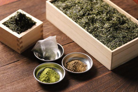 使用するのは日本茶ブランド「CRAFT TEA」の茶葉。経験豊かな茶師が厳選した、上質なシングルオリジン茶葉のみを使用しています。