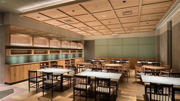 re:Dine GINZA一番奥のフロアテーブル席にて定休日なしでOPEN!!