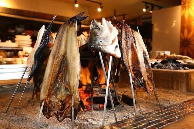 農家と漁師の台所 北海道レストラン 秋田店