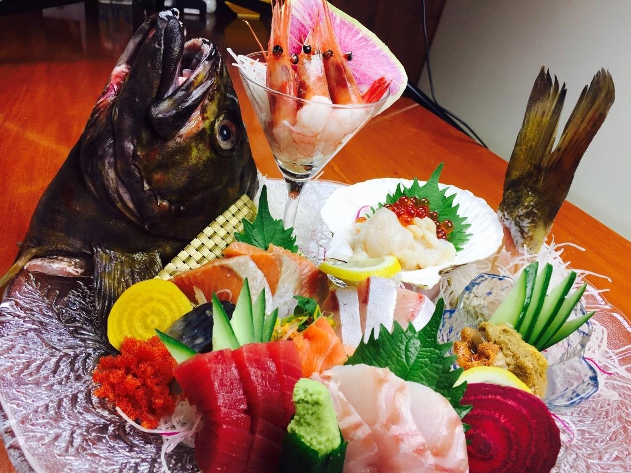 農家と漁師の台所 北海道レストラン 弘前店