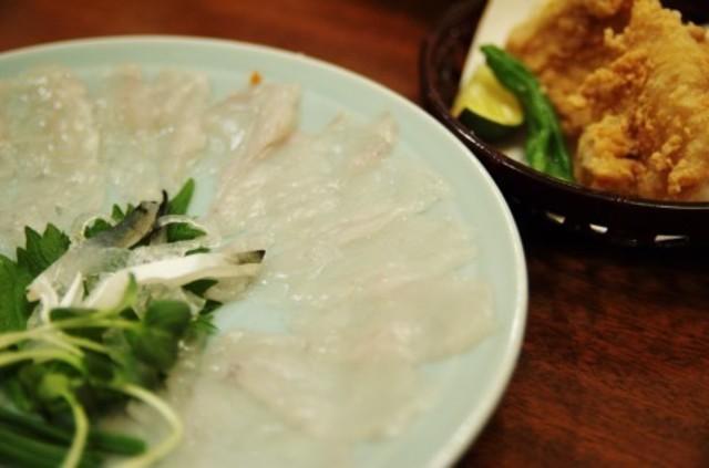 今日は豪華に!町田で高級食材、ふぐを食べよう!