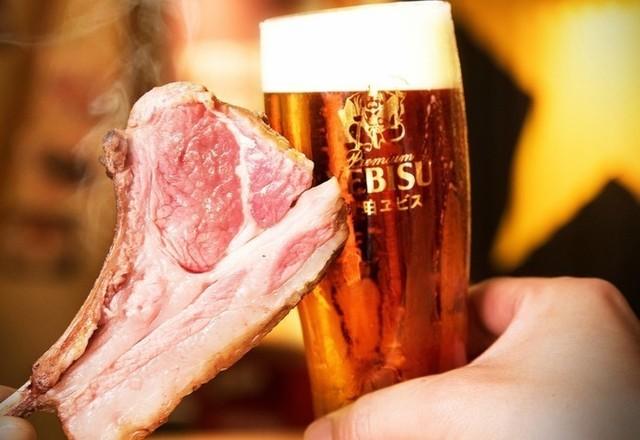 肉厚ラムもビールも4月27日は全品半額!『北海道ジンギスカンビアホール悟大』が八重洲にオープン!