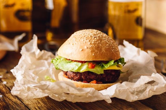 銀座で1ランク上のハンバーガーが食べられるお店厳選5選