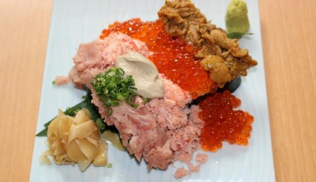 【favy限定】ウニにイクラ、カニにマグロも!恵比寿で「こぼれ寿司」が無料に。席が埋まる前に急いで電話予約!
