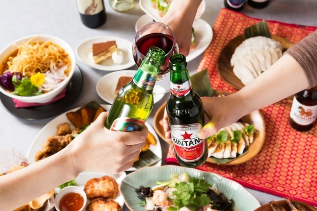 【三宮】ビストロでタイ料理?!アジアのソウルフードから高級食材も楽しめる『Chimaki』