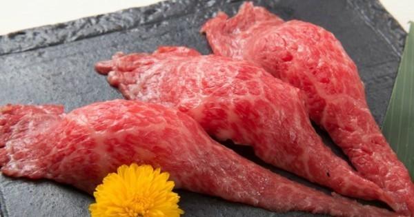 【渋谷】極上和牛の赤身はお寿司でどうぞ!A5ランクのメス牛にこだわった『肉バル将泰庵』