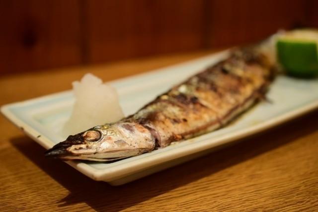 【魚好き必見!】マグロにサンマ、旬の鮮魚にモツ煮も堪らん!北千住の小料亭『葵』