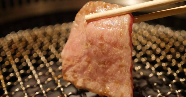 【白金】100gしか取れない「極タン」のためだけでも行くべし!創業51年の『焼肉 晩翠』が新店オープン