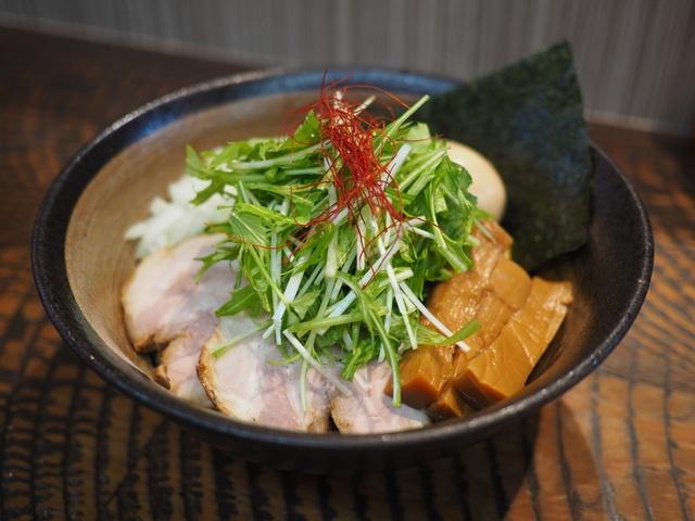 【恵比寿】地鶏の香り漂う「比内地鶏あぶらそば」は一度食べれば病みつきに!?『瞠 恵比寿店』