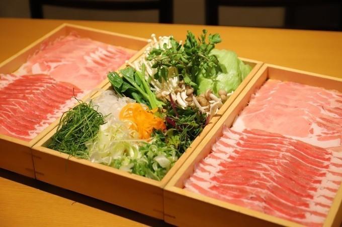 """【新宿】『おかか』に""""抹茶で食べる""""しゃぶしゃぶが新登場!この味は一度食べたらクセになる!"""