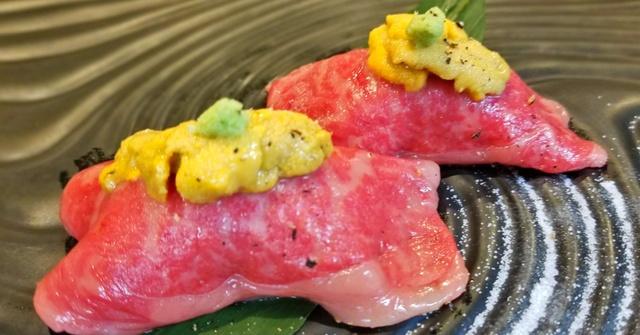 ※※閉店※※【湯島】生ウニの炙り牛寿司や産直の刺身でお酒が進む!今夜は『神楽家』で飲んで帰ろう。