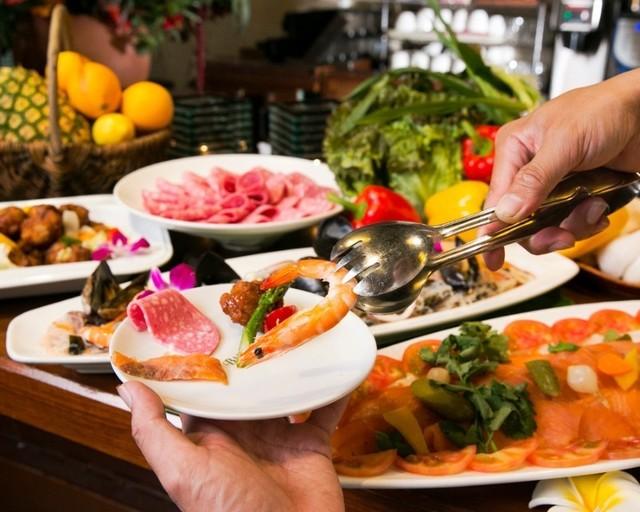 【新宿】最大230名!リゾート空間で楽しむ極上の宴を常駐プランナーが演出『バリラックス』