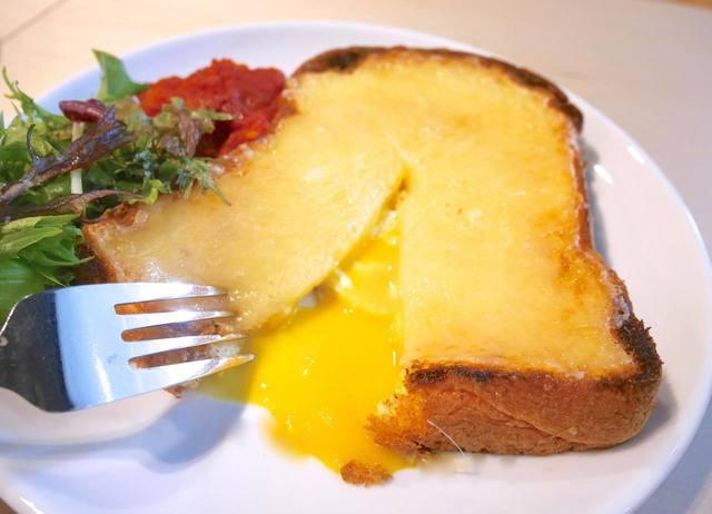 とろ〜り卵トーストで人気!NY発『egg』が東京農大とコラボした2号店を大学内に出店!