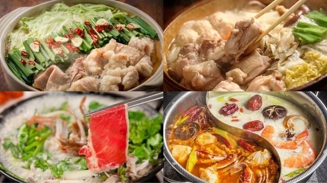 上野で食べたい鍋料理11選!激辛鍋に10時間煮込んだ濃厚水炊きも