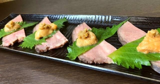 【綱島】ウニ×肉の旨みを引き立てるのはみそ!日本酒とみそがコンセプトの『てまえみそ』