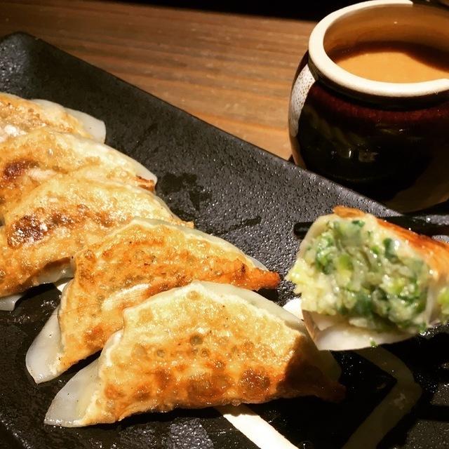 【田丸町】『松吉』の九条ネギ餃子がさらに美味しくなって新登場!とろける餡を体感しよう!