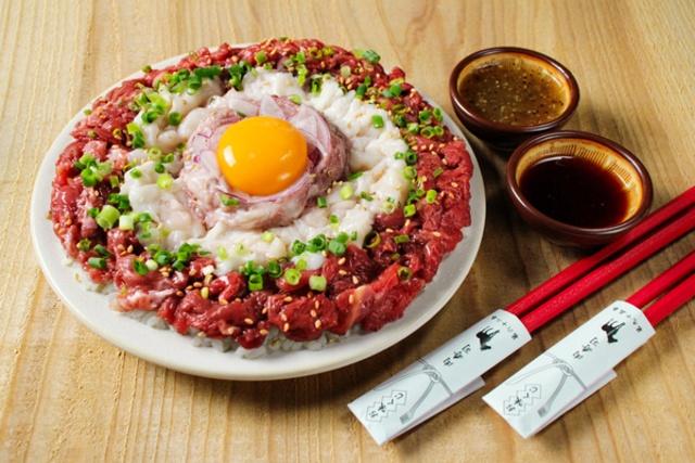 【9月末まで】「馬肉ユッケ寿司」が290円!『中野 肉寿司』でキャンペーン実施中