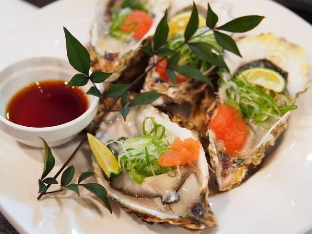 【銀座】ランチから牡蠣が食べたい!銀座でランチタイムから牡蠣を食べられるお店特集