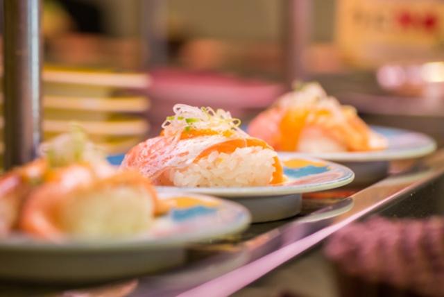 お好みのお寿司を好きなだけ!新宿にある気軽に利用できる回転寿司のお店3選