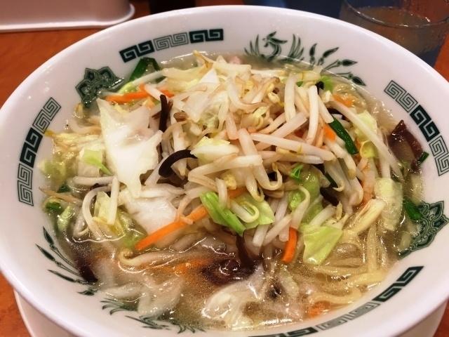 美味しいタンメンが新宿で食べられる!人気店4選