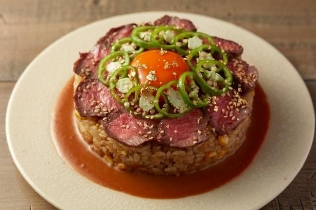 これぞ究極の肉丼ランチ!黄金の和牛焼肉丼が期間限定で『KINTAN』に登場!