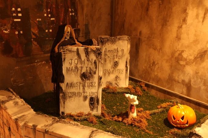 """今年のハロウィンは""""教会レストラン""""で乾杯!新宿『キリストンカフェ』でハロウィン限定メニュー提供中!"""