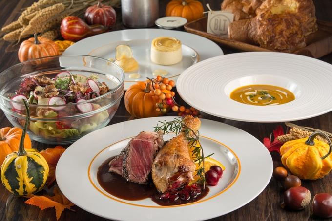 サンクスギビングデーにはローストターキーを味わおう!アメリカンステーキハウス『BLT STEAK』で伝統料理が登場!