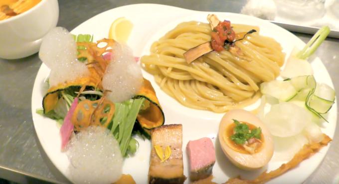 史上最強にエレガントなつけ麺!『麺や 庄の gotsubo』で野菜たっぷりの創作つけ麺を食べてきた!