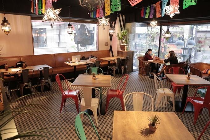12月【平日ランチ限定】渋谷『TEXMEX FACTORY』でタコス食べ放題《エンドレスタコス》開催!