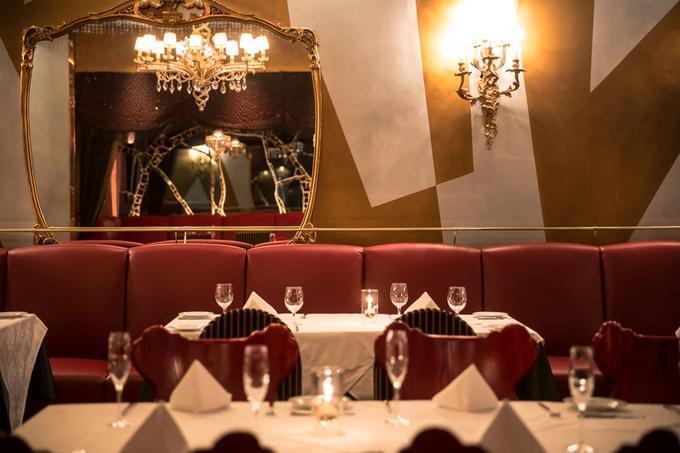 恋人との特別なディナーは、タブローズ代官山で