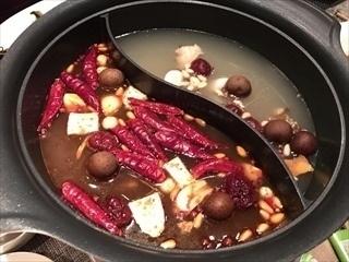 冬はやっぱり鍋がオイシイ♪