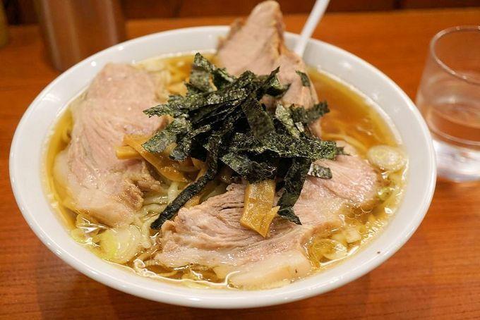 新宿で醤油ラーメンならココで!新宿で食べたい醤油ラーメン人気店5選
