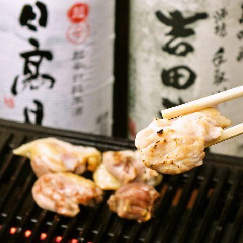 【恵比寿】しゃぶしゃぶに焼肉に豪快に焼いた鶏焼きも!『凛音』で名古屋コーチンを食べ尽くす