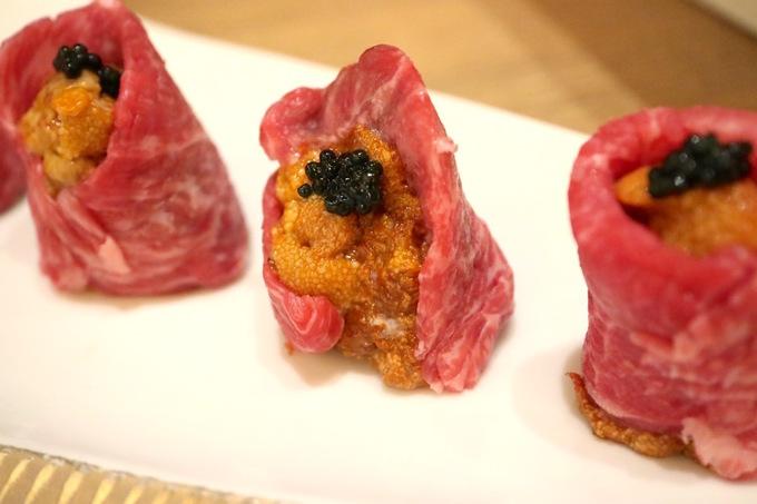大判のNYリブアイステーキに悶絶!恵比寿『おーる 日本料理×NEW YORK』