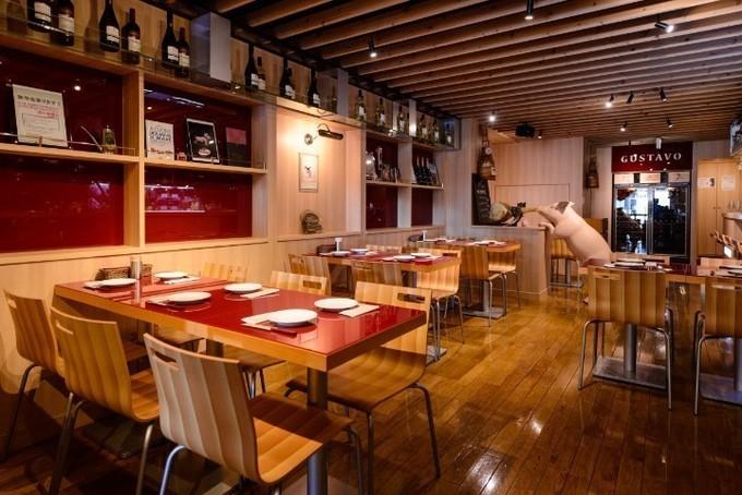 イタリア産生ハムとワインのお店『グスタヴォ 神楽坂店』の限定メニューが意外すぎて気になりすぎる!