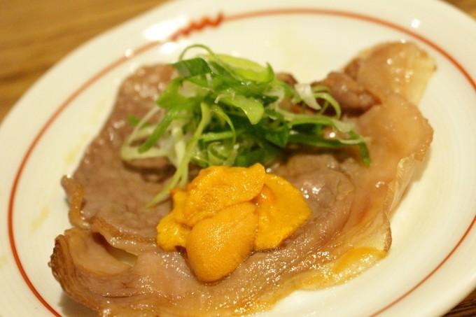 濃厚なウニを熟成黒毛和牛のすき焼きで食す!古民家風レストラン『えんがわ荻窪』