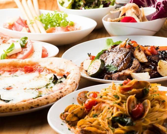 【名古屋】4,000円以下で食べ飲み放題のイタリアン5選!ピザもパスタも好きなだけ