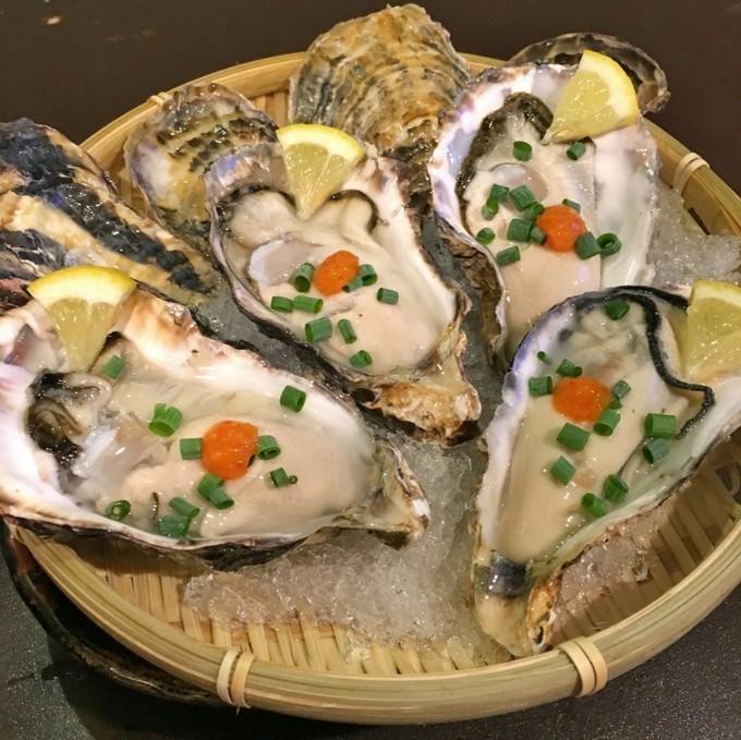 【期間限定】1日2組限定!生牡蠣の食べ放題が2,000円!新宿『不夜城』でイベント開催