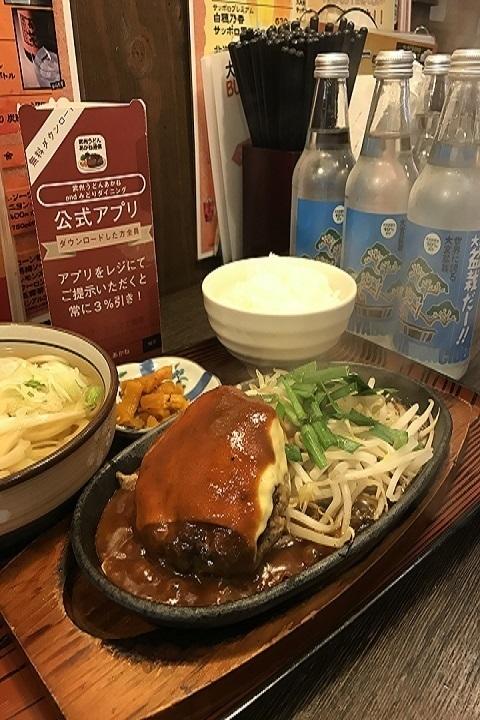 大宮周辺で肉を食べる!おすすめハンバーグ店5選!