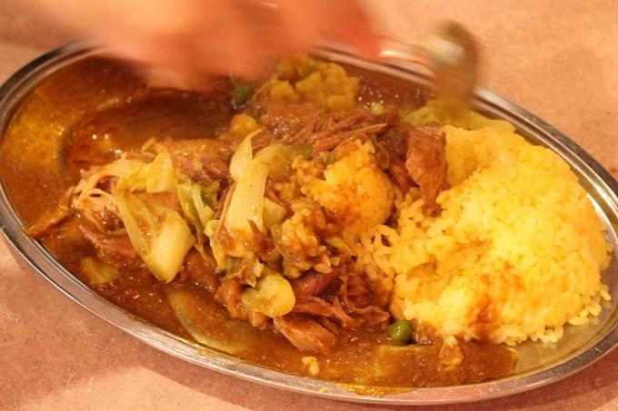 東銀座『ナイルレストラン』のムルギーランチに日本最古のインド料理店の奥深さを見た