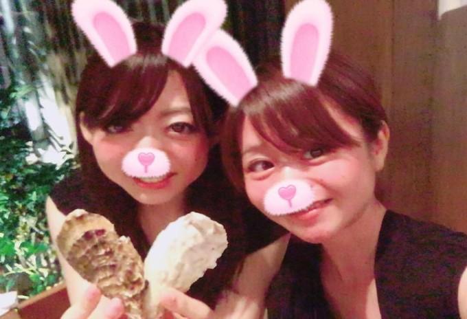 生牡蠣食べ放題いくつ食べられる?『オストレア新宿三丁目店』で女子会しながら挑戦してきた!