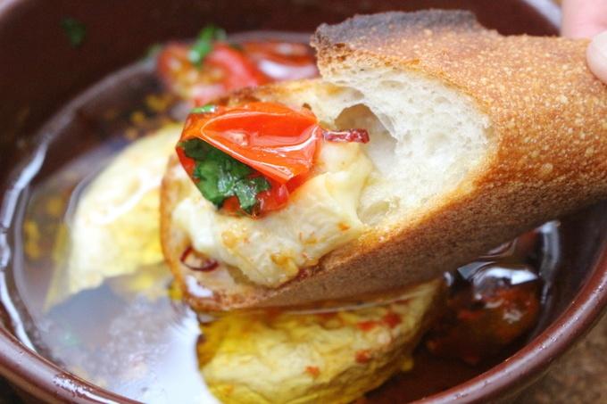 【代々木】カマンベールチーズが丸ごと入ったアヒージョ『SUPER Me』
